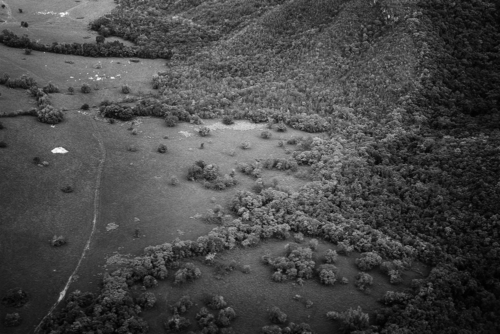 Busuanga's scarred landscape