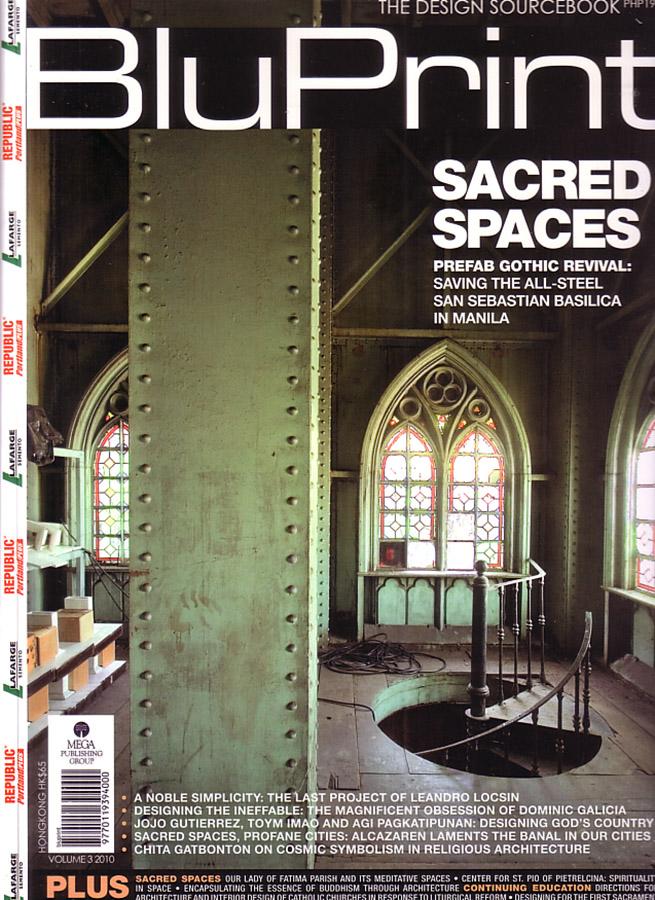 Bluprint Magazine 2010