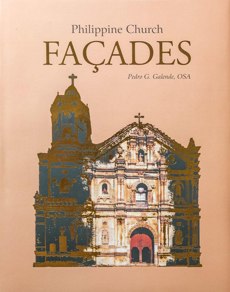 Philippine Church Facades Book