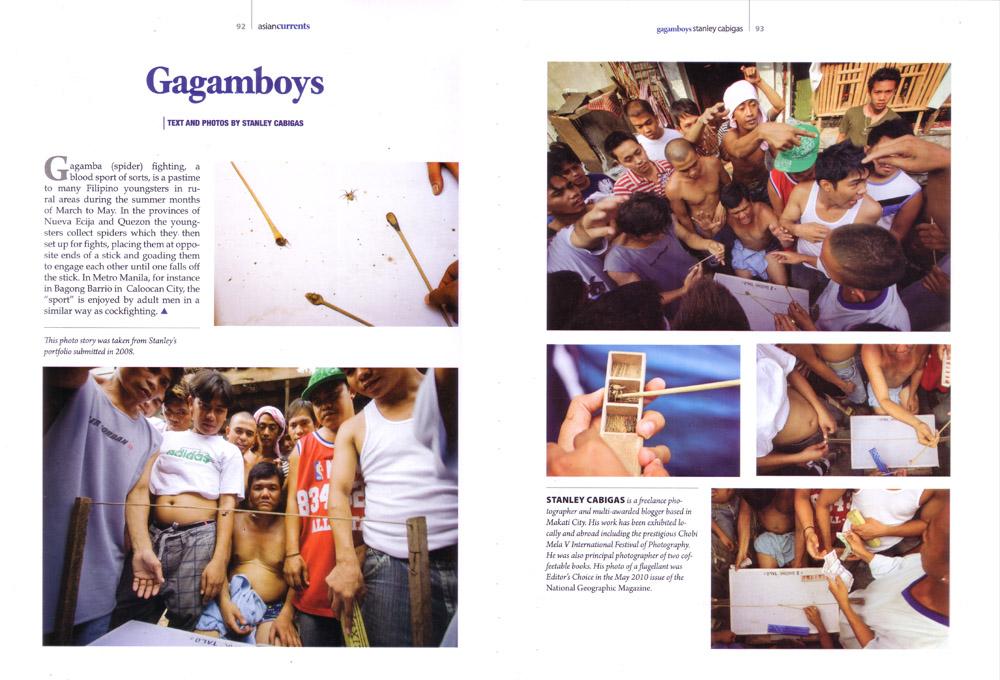 Gagamboys - Undercurrents