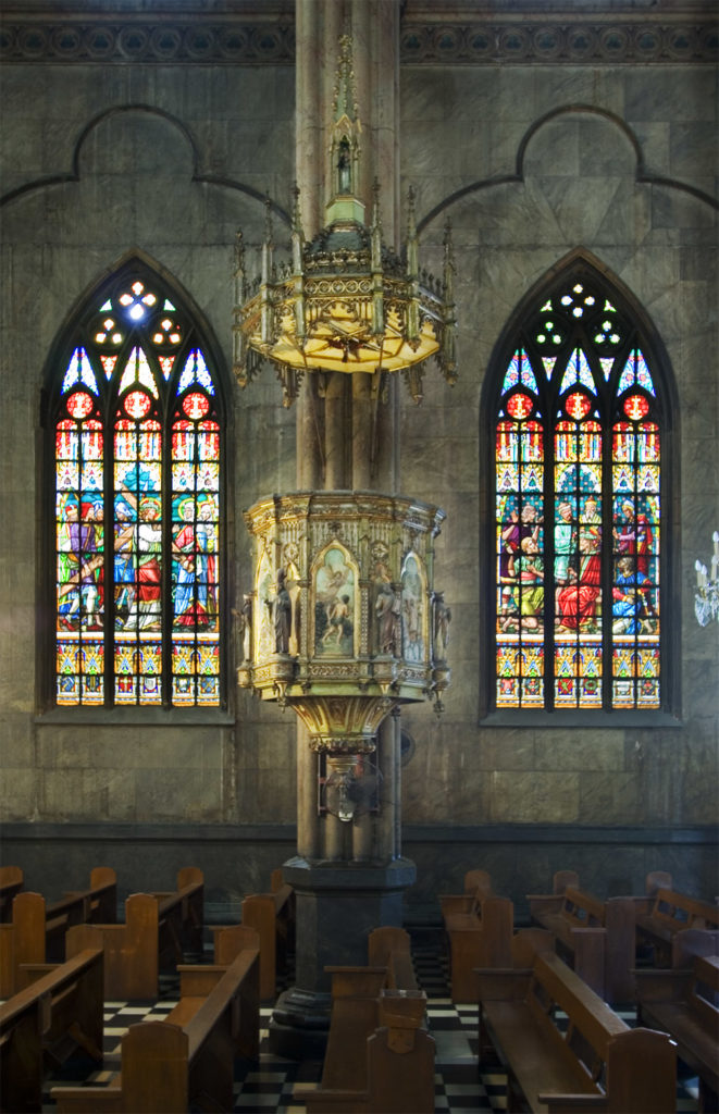 San Sebastian Basilica Manila