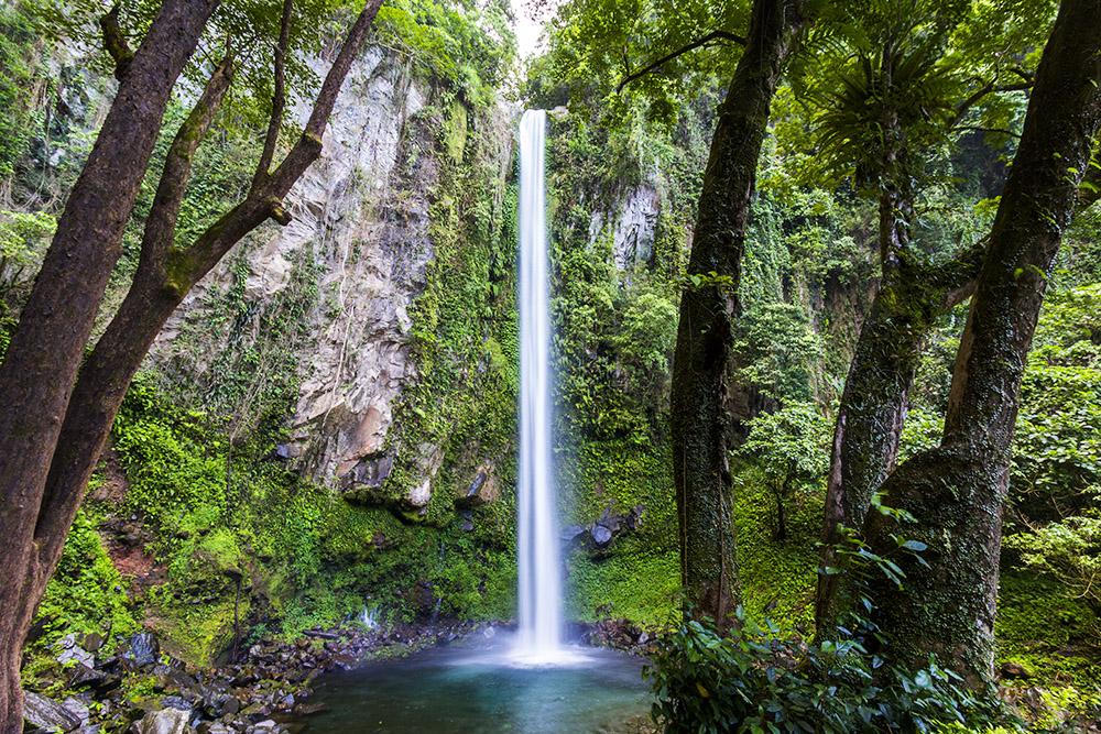 Katibawasan Falls in Mambajao